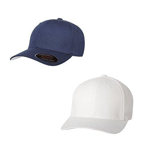 (Flexfit 2-Pack Premium Original Cotton Twill Fitted Hat ...)