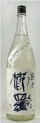 千代酒造 櫛羅 純米 無濾過生酒 2019年12月搾り 1.8L