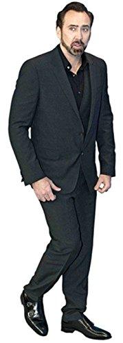 Nicolas Cage (Blue Suit) Mini - Nicolas Cardboard Cage