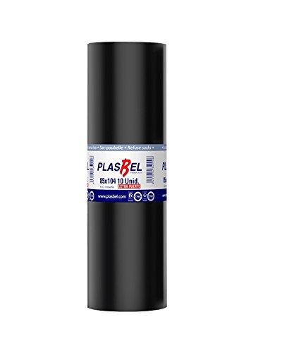 PLASBEL - Rollo bolsa basura 120 Litros - 85x104 cm extra ...