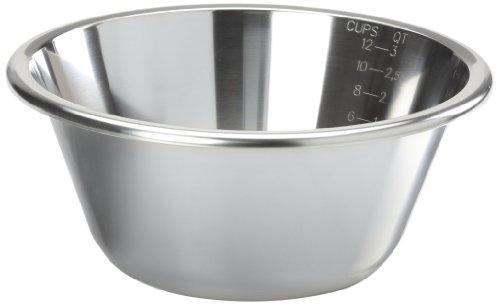 Linden Sweden Stainless Steel Whip bowl, 3-Quart ()