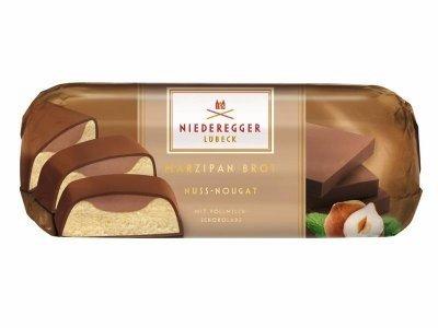 Niederegger Lubeck Marzipan Nut Nougat Loaf 75g (5-pack) ()