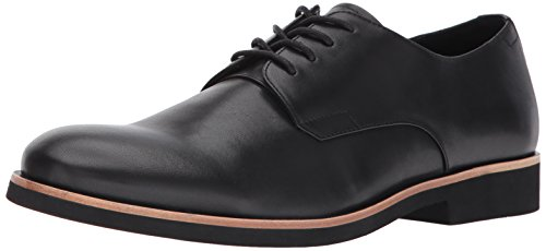 Calvin Klein Men's Faustino Dress Calf Oxford Black outlet classic wholesale price online jfYYT
