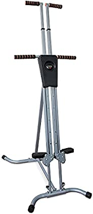 LINKLIFE Vertical Climber Exercise Machine - Full Body Workout Climbing Machine, Fitness Equipment for Home, G