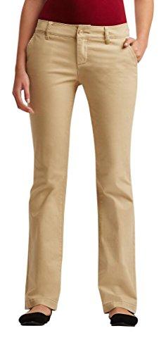 Aeropostale Womens Curvy Twill Pants