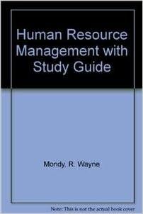 Human resource management study guide for b. Com/m. Com/management.