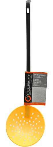 Celsius Ice Fishing IS-3 Skimmer Plastic (Best Ice Fishing Scoop)
