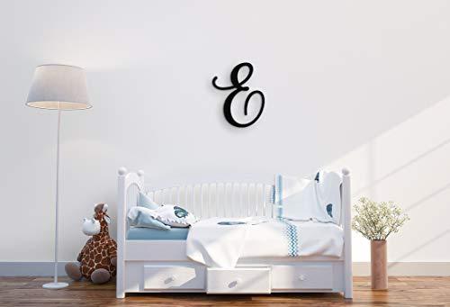 XL Wall Decor Letters Uppercase E | 24