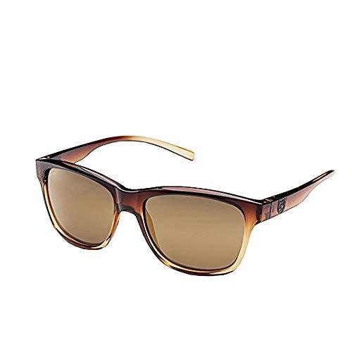 (Suncloud Optics Women's Pageant Sunglasseses(Brown Fade,Sienna Mirror Polarized))