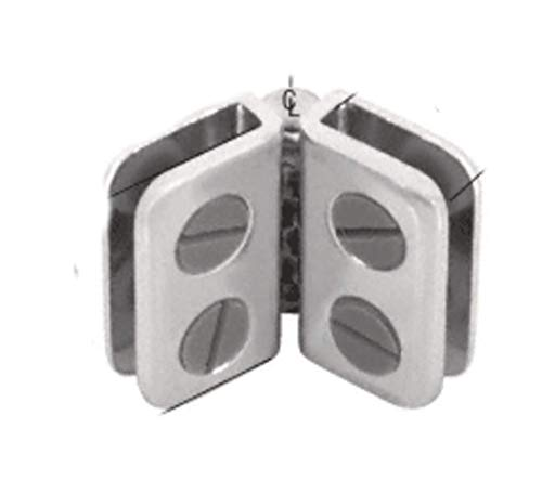 C.R. LAURENCE ZLC5CH CRL Chrome Hinge Display Connector ()