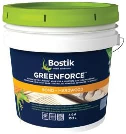 Bostik GreenForce VOC Adhesive Gallons product image