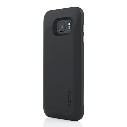 Incipio SA-776-BlK Case for Samsung Galaxy S7 Edge, Retail Packaging, Black