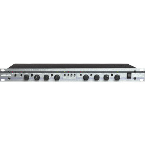 Aphex 320D COMPELLOR - Dual Channel Automated Compressor/Leveler/Limiter with Digital Inputs and Outputs