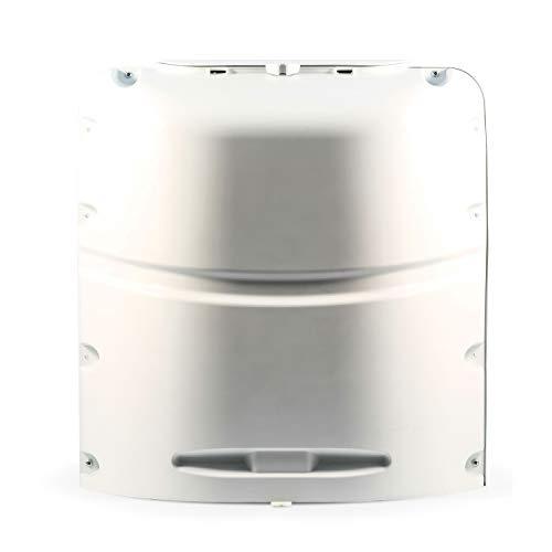 Camco Mfg 40564 Lp Tank Cover 20# SGL Polar Wht