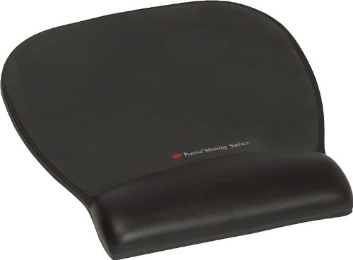 3M Precise Mousing Surface with Gel Wrist Rest -