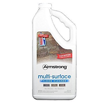 Legend Hardwood Flooring - Armstrong Multi-Surface Floor Cleaner Concentrate 32oz (Pack of 3)