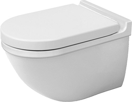 Duravit 2226090092 Toilet Bowl Wall Mounted Starck 3