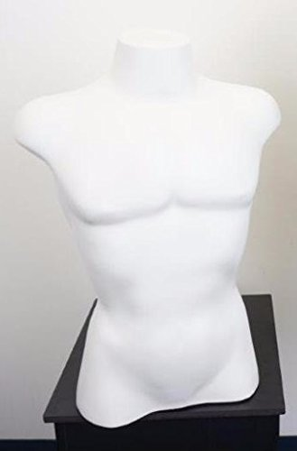 White Male Shirt Form