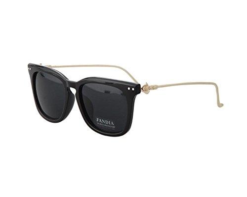 QMOT Chrome Hearts colorful sunglasses reflective (Black Color, - By Glass Of Gucci Gucci Heart