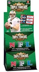 - Topps NFL Triple Threads Trading Cards - NFL One Size