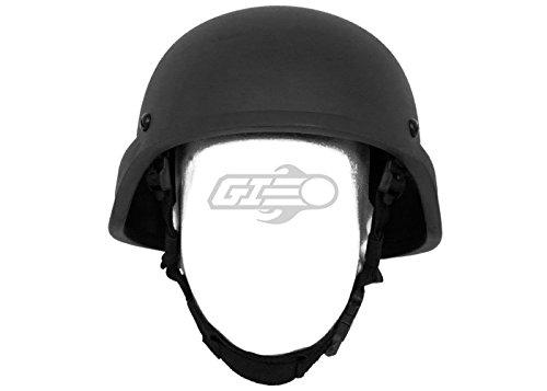Lancer Tactical ACH MICH 2000 Helmet (Large - -