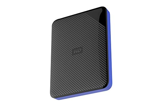 WD 4TB Gaming Drive Works with Playstation 4 Portable External Hard Drive - WDBM1M0040BBK-WESN by Western Digital (Image #3)