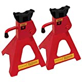 Streetwize SWJS2T 2 Tonne USA Style Axle Stand Sets
