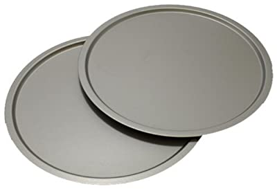 Hamilton Beach Set of 2 Nonstick 14 Inch Pizza Pans