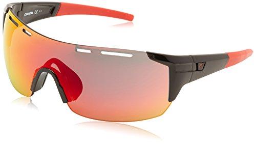Carrera 4002/S Sunglasses Black Red / - Sunglasses Carrera Shield