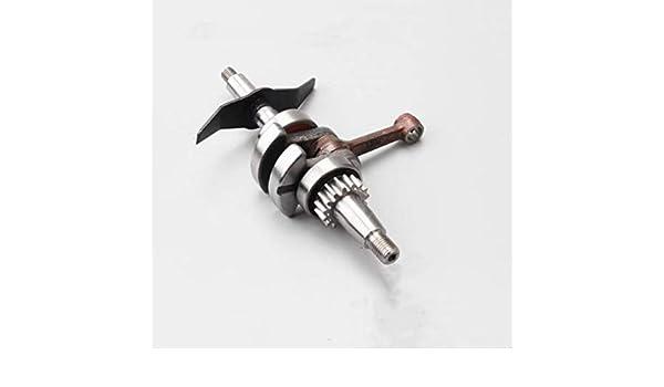 Eje doblado de cigüeñal para desbrozadora HONDA GX31 139F ...