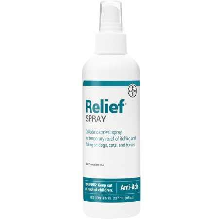 DVM Relief Spray (8 oz) by Bayer