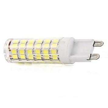 7W Bombilla LED E14 / G9 T 75 SMD 2835 400-450 lm Blanco Cálido / Blanco Fresco equivalentes a Lámparas halógenas de 40W Decorativa AC 200-240 V 1 pieza ...