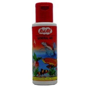 Rid All General Aid Aquarium Fish Medicine 120ml Amazon In Pet