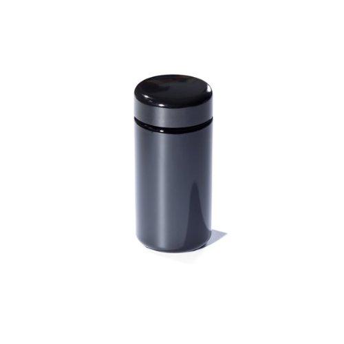 Violettglas 100ml mit Deckel Gewürzglas