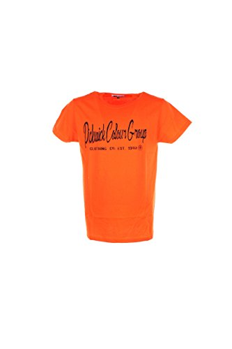 T-shirt Uomo Pickwick M Arancione Pbrianm365 Primavera Estate 2017