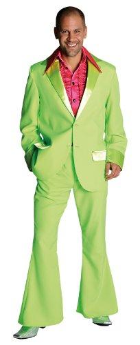 70er 80 años para hombre traje de sábado talla: M - Colour ...