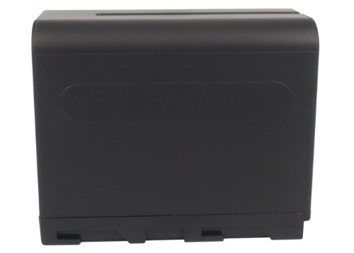 Sony NP-F930, NP-F930/B Battery - Replacement for Comrex Access Portable2 (Li-ion,7.40V, 6600mAh / 48.84Wh )