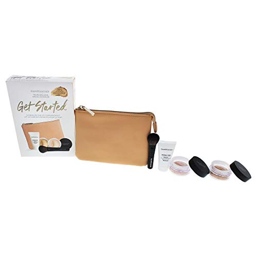 bareMinerals Get Started Complexion Kit, 03 Fairly Light, 0.5 Ounce
