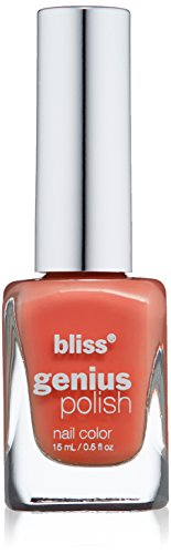 bliss Genius Polish Color, Coral Me Baby, 0.5 fl. oz.