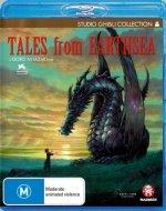 Tales from Earthsea Blu-ray