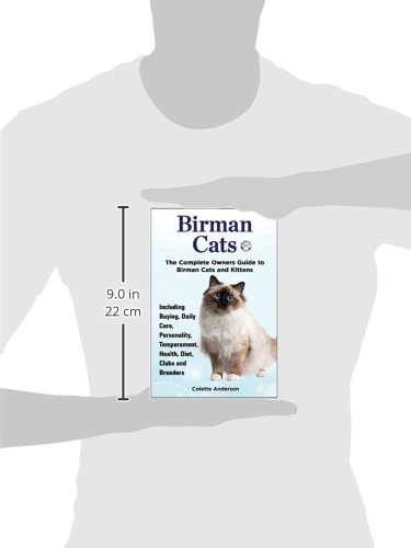 Birman Cats, The Complete Owners Guide to Birman Cats and Kittens Including Buying, Daily Care, Personality, Temperament, Health, Diet, Clubs and Breeders by EKL Publications (Image #3)