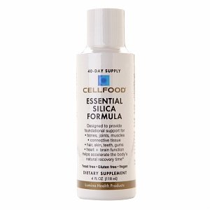 Cellfood Silica Essential 4 fl oz (118 m)