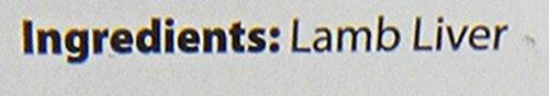 Image of Etta Says! 2.5-Ounce Freeze-Dried Treats, Lamb Liver