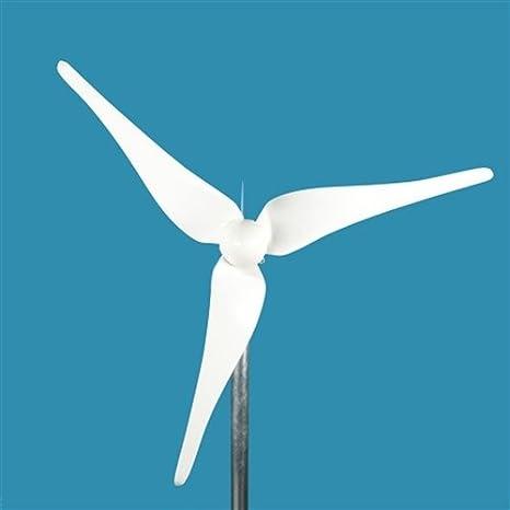 ALEKO 900 W, 900 W, 12 V Turbina eólica residencial Generador de ...