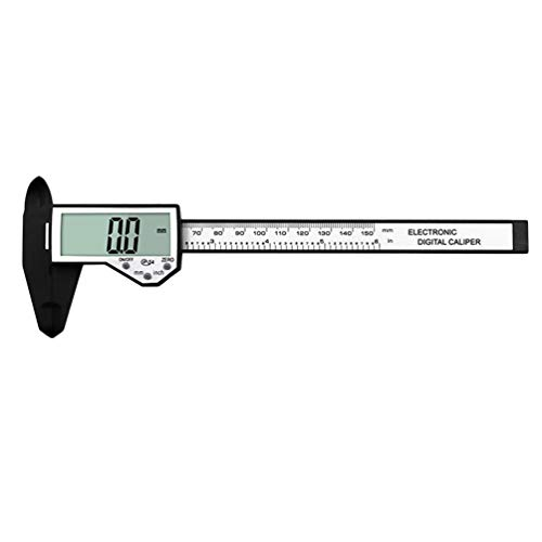 General Tools Digital Electronic Caliper IP54 Water Resistant Electronic Measuring Tool with Extra-Large LCD Screen Inch/Metric Conversion