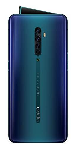 OPPO Reno2 Reno 2 8 GB+128 GB Qualcomm SDM730G 48MP Dual SIM VOOC 3.0 Smartphone (8+128GB, Oceano blu) 4 spesavip