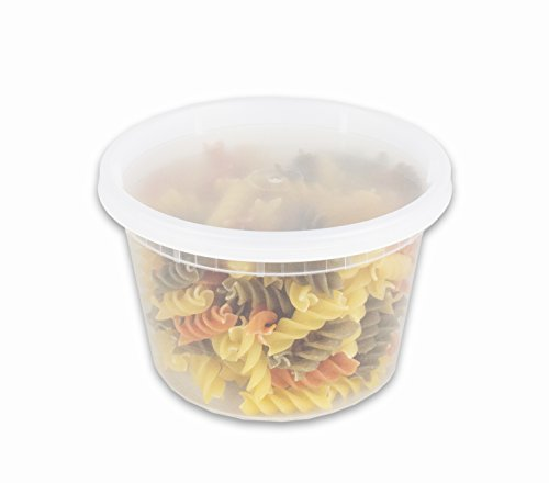 CucinaPrime Containers Heavy Storage Ounce