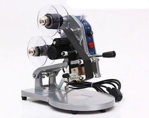 220 V DY-8 sello de lámina térmica directa impresora de ...