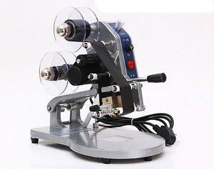 220V DY-8 Direct Thermal Foil Stamp Printer Coding Machin...