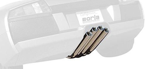Borla 140026 Fully Polished Cat Back Exhaust